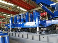 VY420A Hydraulic Static Pile Driver , Blue SINOVO pile drilling equipment