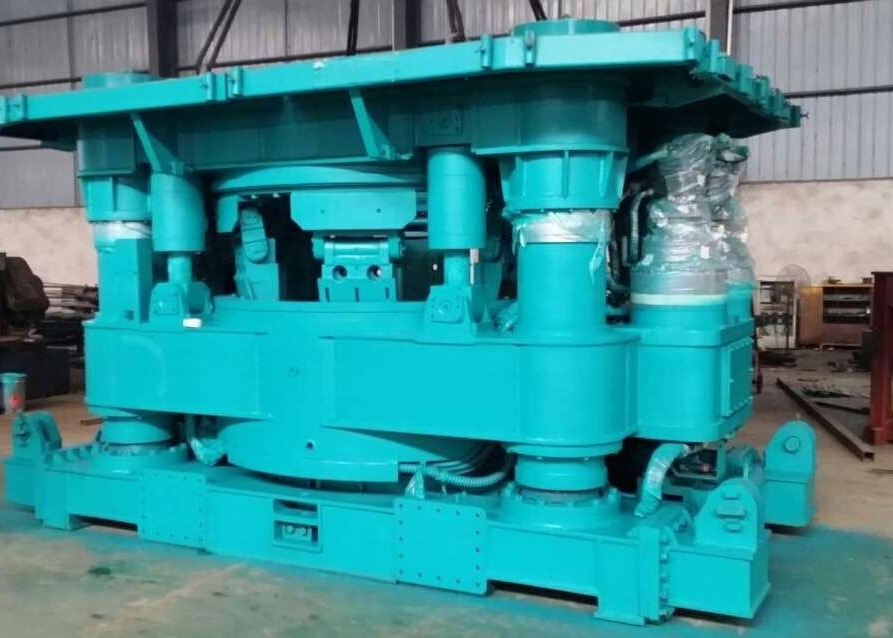 High Efficient Casing Rotator Full Hydraulic Transmission For Drilling